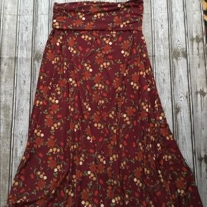 Small NWT Lularoe Maxi Skirt Dress